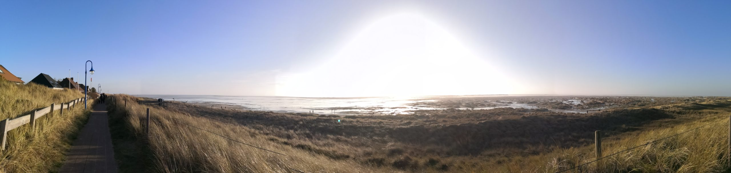 Amrum Panorama Wittdün